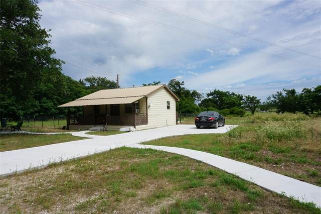178 County Road 1876, Chico, TX 76431 (MLS #14351784) :: The Rhodes Team