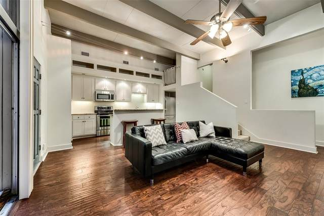 4500 Westridge Avenue #19, Fort Worth, TX 76116 (MLS #14351795) :: North Texas Team | RE/MAX Lifestyle Property