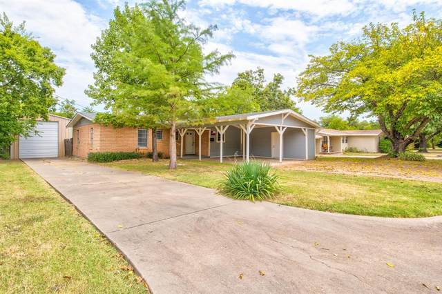 1104 Elizabeth Boulevard, Granbury, TX 76048 (MLS #14351801) :: The Mitchell Group