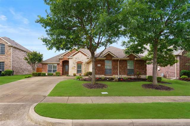 1614 Burberry Drive, Allen, TX 75002 (MLS #14351812) :: Team Tiller