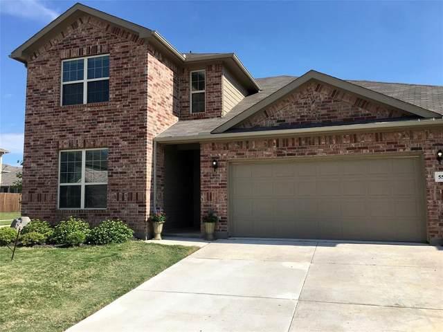 5528 Wharfside Place, Denton, TX 76208 (MLS #14351819) :: Frankie Arthur Real Estate