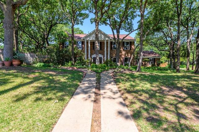 1330 Laredo Court, Denton, TX 76205 (MLS #14351822) :: Post Oak Realty