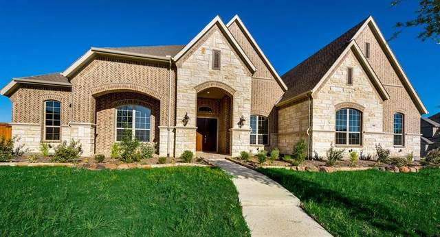 809 Secretariat Trail, Keller, TX 76248 (MLS #14351826) :: Team Hodnett
