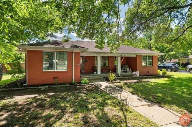 2301 Belmeade Street, Brownwood, TX 76801 (MLS #14351827) :: The Heyl Group at Keller Williams