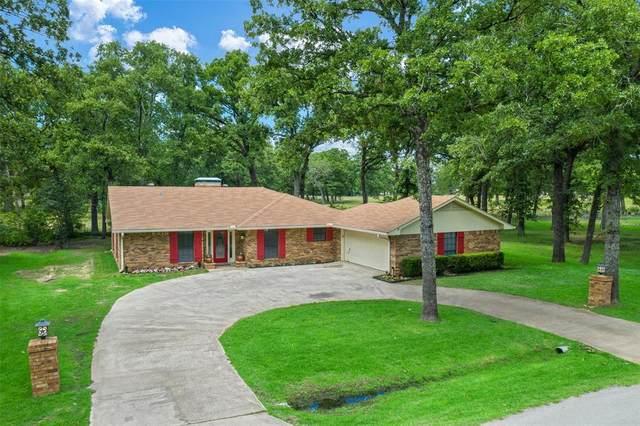 129 Towering Oaks, Tool, TX 75143 (MLS #14351849) :: Frankie Arthur Real Estate