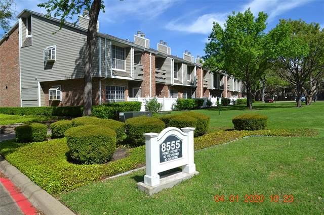8555 Fair Oaks Crossing #403, Dallas, TX 75243 (MLS #14351870) :: Hargrove Realty Group
