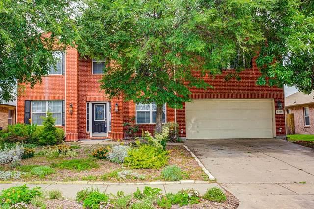 5307 Maverick Drive, Grand Prairie, TX 75052 (MLS #14351876) :: Real Estate By Design