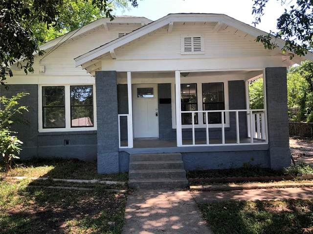 5314 N Hampshire Boulevard, Fort Worth, TX 76112 (MLS #14351885) :: Hargrove Realty Group