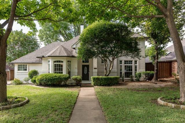 2901 Woodland Hills Drive, Grapevine, TX 76051 (MLS #14351903) :: The Chad Smith Team