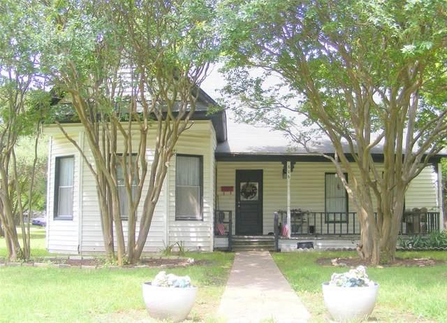 606 N Cypress Avenue, Hubbard, TX 76648 (MLS #14351905) :: Century 21 Judge Fite Company
