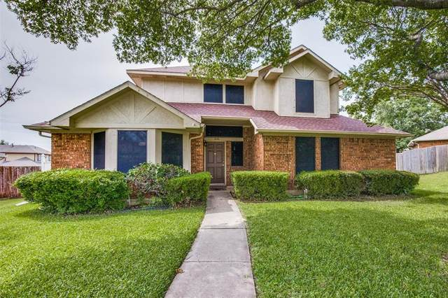 806 Raintree Court, Desoto, TX 75115 (MLS #14351910) :: The Mauelshagen Group