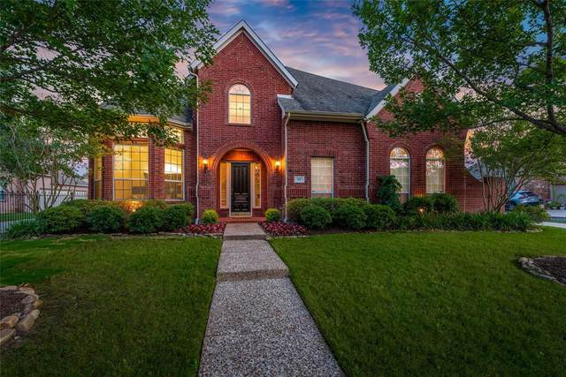 23 Ridgewood Drive, Trophy Club, TX 76262 (MLS #14351912) :: The Kimberly Davis Group
