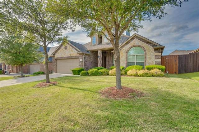 9648 Lance Drive, Frisco, TX 75035 (MLS #14351913) :: The Tierny Jordan Network