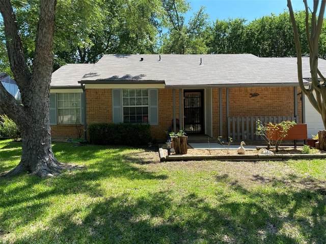 205 Mapleridge Drive, Rockwall, TX 75032 (MLS #14351917) :: Century 21 Judge Fite Company