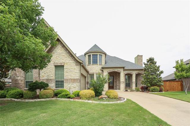 1006 Newington Circle, Forney, TX 75126 (MLS #14351941) :: The Good Home Team