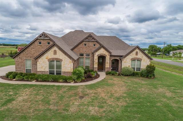 4000 Hackberry Circle, Caddo Mills, TX 75135 (MLS #14351947) :: The Heyl Group at Keller Williams