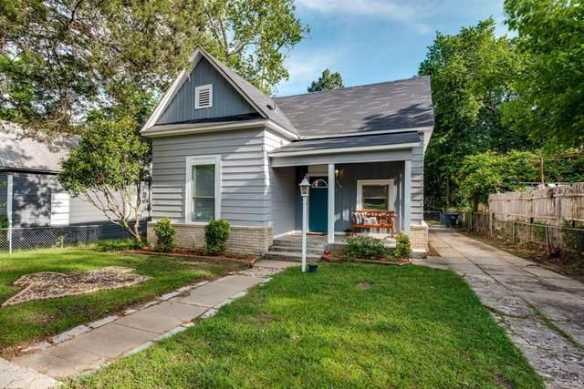 510 E Sears Street, Denison, TX 75021 (MLS #14351951) :: The Kimberly Davis Group