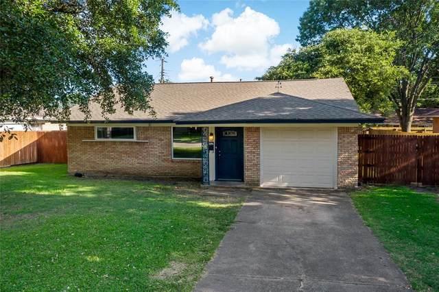 436 Terrace Drive, Richardson, TX 75081 (MLS #14351959) :: The Chad Smith Team