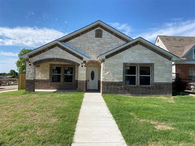 237 W Montana Avenue, Dallas, TX 75224 (MLS #14351964) :: Hargrove Realty Group
