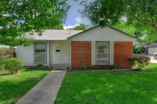 3721 Lafayette Avenue, Fort Worth, TX 76107 (MLS #14351967) :: Tenesha Lusk Realty Group