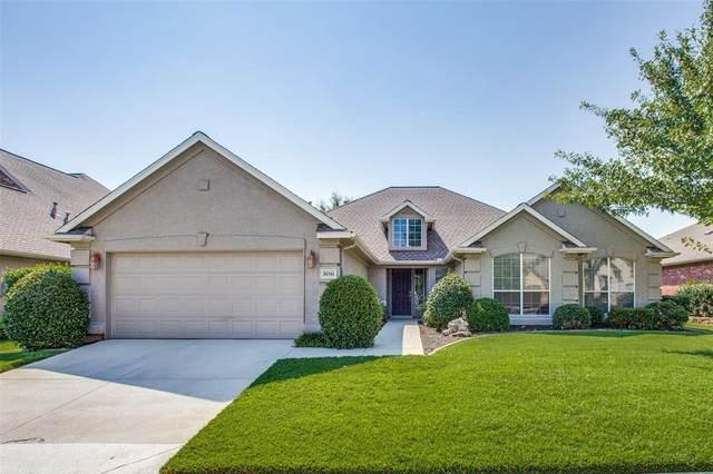 10301 Murray S Johnson Street, Denton, TX 76207 (MLS #14351968) :: Real Estate By Design