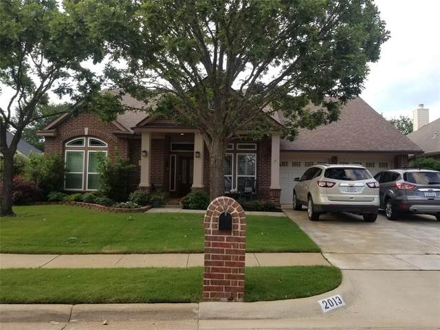 2013 Hayden Lane, Corinth, TX 76210 (MLS #14351970) :: The Mauelshagen Group