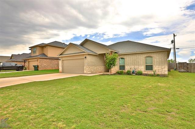 6809 Inverness Street, Abilene, TX 79606 (MLS #14351972) :: Frankie Arthur Real Estate