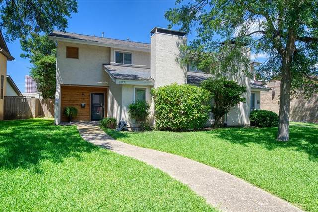 4971 Thunder Road, Dallas, TX 75244 (MLS #14351980) :: The Kimberly Davis Group