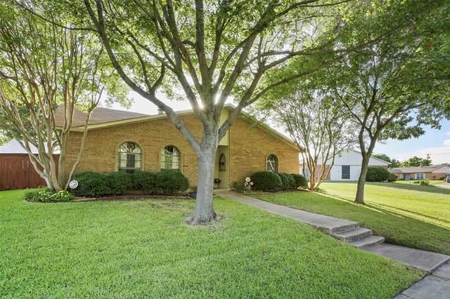 9210 Millwood Drive, Rowlett, TX 75088 (MLS #14351994) :: RE/MAX Pinnacle Group REALTORS