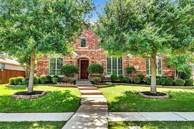 1409 Marble Falls Drive, Allen, TX 75013 (MLS #14351996) :: Ann Carr Real Estate