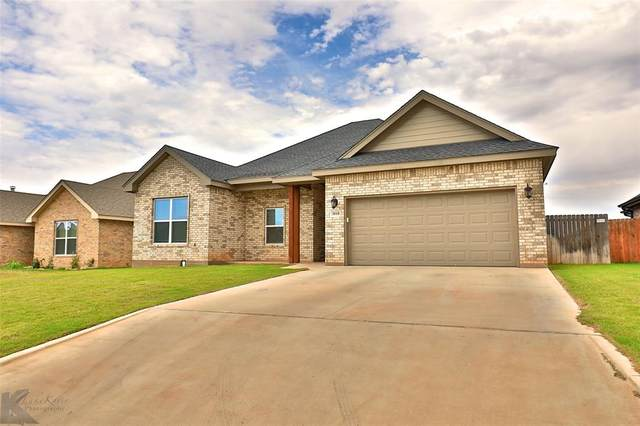 3010 Paul Street, Abilene, TX 79606 (MLS #14352010) :: Frankie Arthur Real Estate