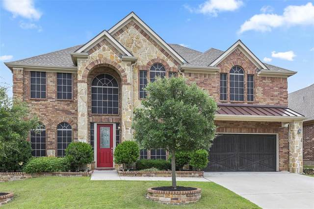512 Parkhaven Drive, Mckinney, TX 75071 (MLS #14352012) :: All Cities USA Realty