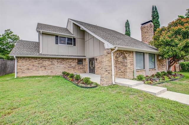 403 Fireside Drive, Richardson, TX 75081 (MLS #14352016) :: RE/MAX Landmark