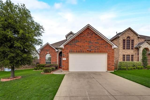 1616 Secretariat Lane, Irving, TX 75060 (MLS #14352033) :: Ann Carr Real Estate