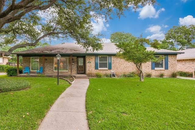 5547 Ledgestone Dr., Dallas, TX 75214 (MLS #14352041) :: The Kimberly Davis Group