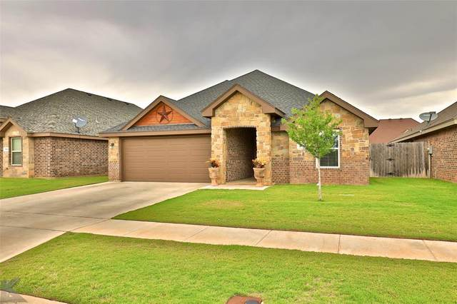 3802 Bettes Lane, Abilene, TX 79606 (MLS #14352043) :: The Tierny Jordan Network