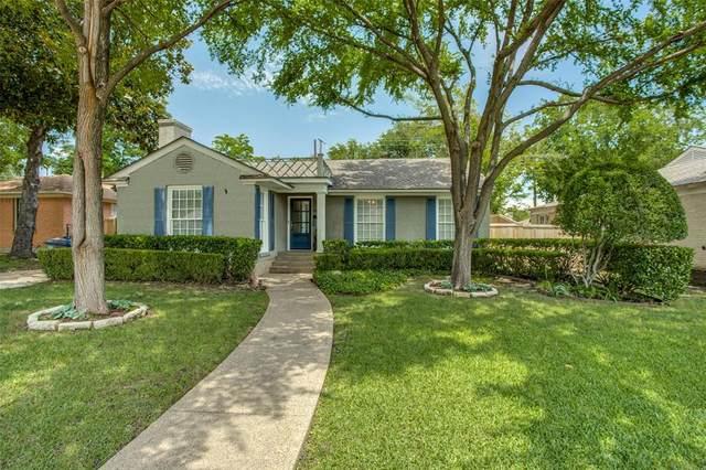 6167 Ellsworth Avenue, Dallas, TX 75214 (MLS #14352054) :: Robbins Real Estate Group