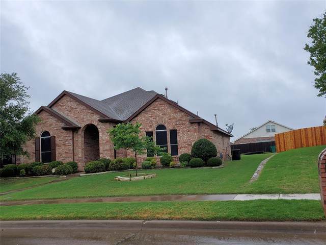 617 Magnolia Lane, Glenn Heights, TX 75154 (MLS #14352062) :: The Rhodes Team