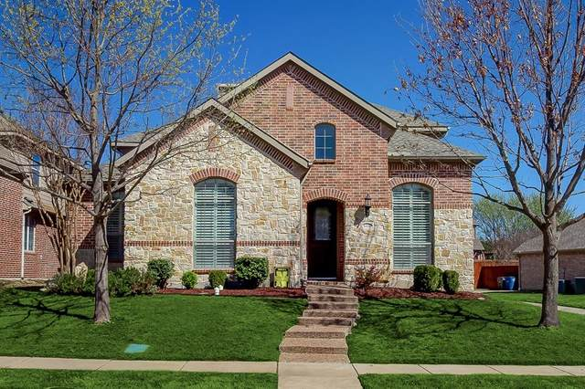 1126 Nick Circle, Allen, TX 75013 (MLS #14352068) :: The Good Home Team