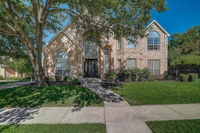 1106 Wedge Hill Road, Mckinney, TX 75072 (MLS #14352075) :: The Good Home Team