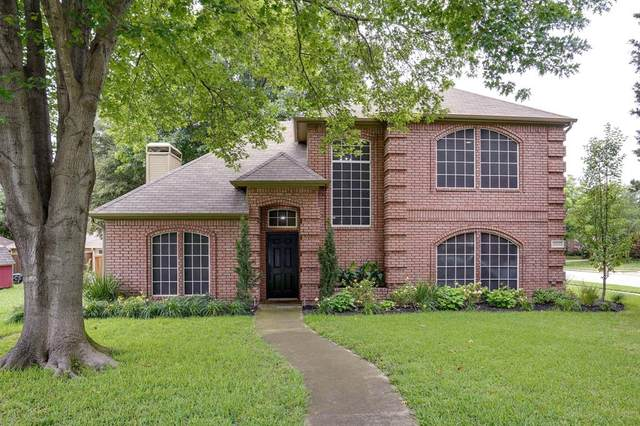 2033 Pecan Lane, Grapevine, TX 76051 (MLS #14352077) :: Team Hodnett