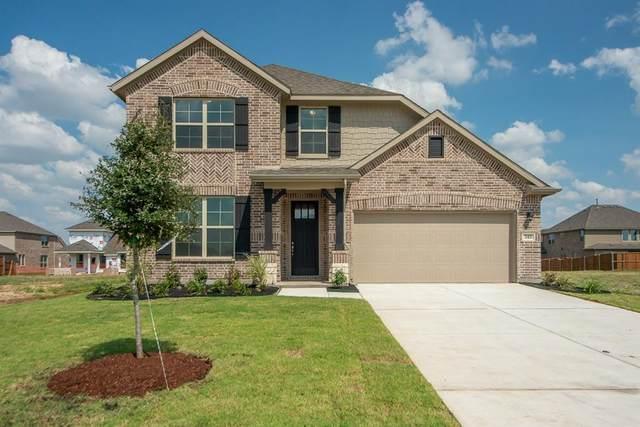 340 Timber Ridge Road, Prosper, TX 75078 (MLS #14352093) :: Team Tiller
