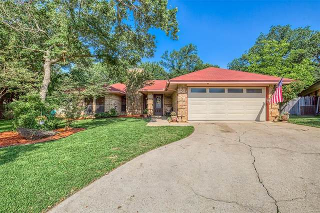 7400 Sandywoods Court, Fort Worth, TX 76112 (MLS #14352094) :: The Chad Smith Team