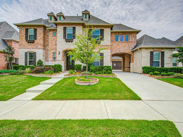6688 Coffeepot Creek Road, Frisco, TX 75036 (MLS #14352095) :: The Rhodes Team