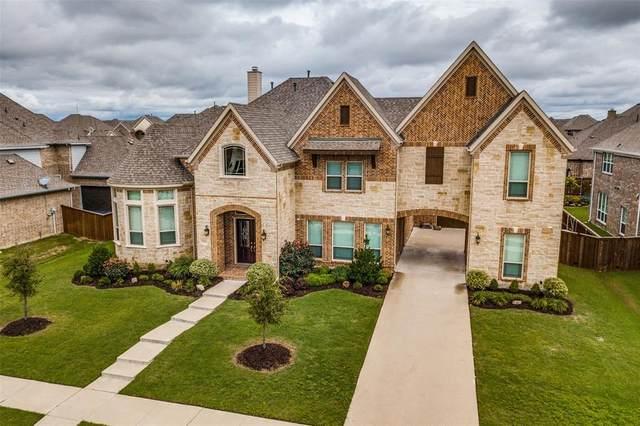 1711 Thackery Lane, Prosper, TX 75078 (MLS #14352097) :: All Cities USA Realty