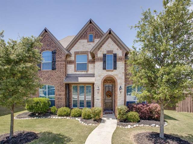 4685 Twisting Trail, Frisco, TX 75036 (MLS #14352104) :: Real Estate By Design