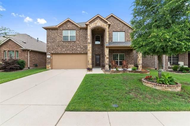 10400 Hidden Haven Drive, Mckinney, TX 75072 (MLS #14352120) :: All Cities USA Realty