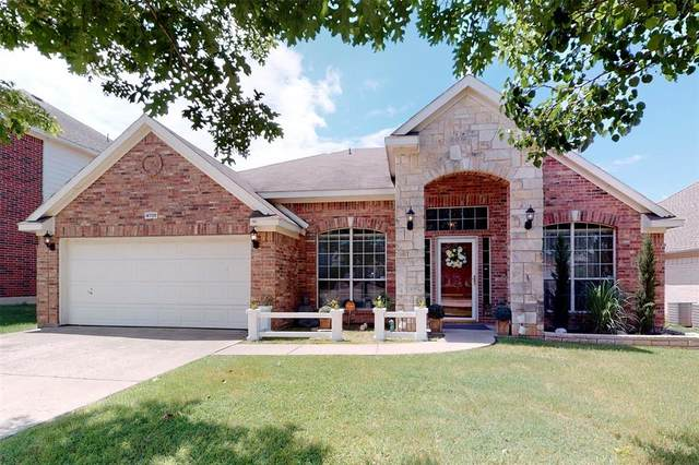 4709 Pine Ridge Lane, Fort Worth, TX 76123 (MLS #14352123) :: Real Estate By Design