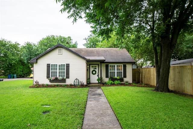 1107 New Street, Mckinney, TX 75069 (MLS #14352138) :: All Cities USA Realty