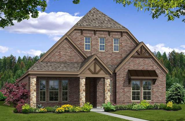 14480 Cottontail Drive, Frisco, TX 75033 (MLS #14352139) :: The Good Home Team